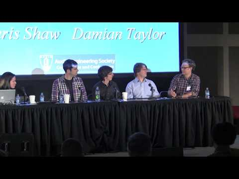 """The Studio as an Instrument"" AES Platinum Engineers Panel [Fair Use]"