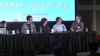 the studio as an instrument aes platinum engineers panel fair use