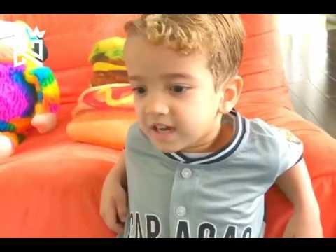 El hijo de Nacho explica por qué le gusta tanto Caracas