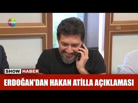 Erdoğan'dan \