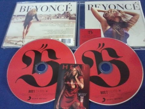 unboxing:-beyonce---4-(deluxe-edition)