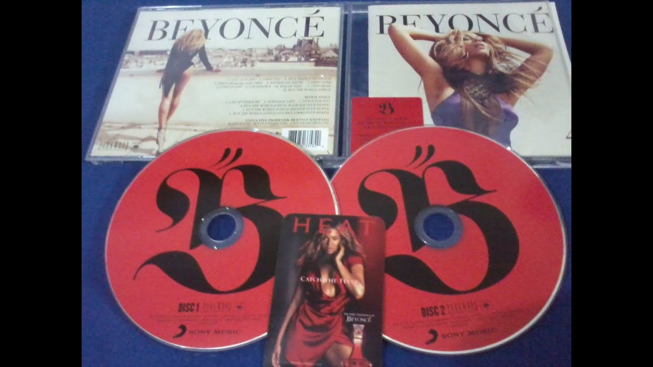 Unboxing: Beyonce - 4 (Deluxe Edition)