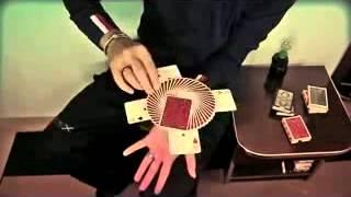 Невероятное мастерство и карточные трюки