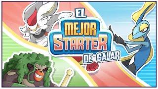 🔥 Cual es el *MEJOR* POKEMON STARTER en Pokémon Espada y Escudo ? ⚔️🛡️