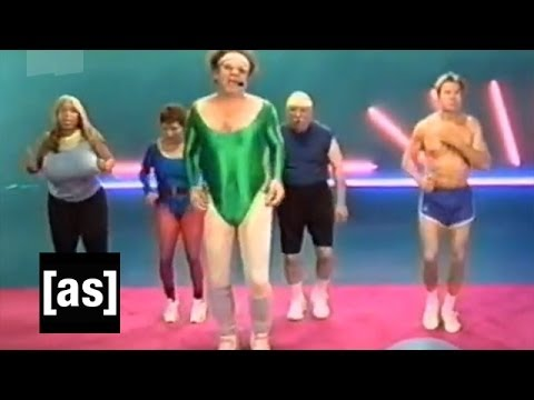 Aerobics Workout | Check It Out! With Dr. Steve Brule | Adult Swim
