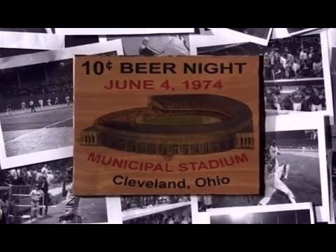10 Cent Beer Night in Cleveland  6041974