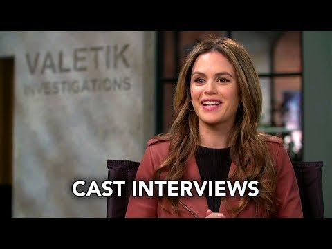 "Take Two (ABC) Cast Interviews HD - Rachel Bilson, Eddie Cibrian series from ""Castle"" creators"