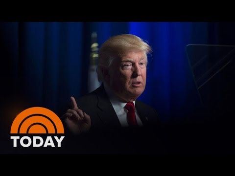 Wall Street Journal To GOP: Dump Donald Trump If He Doesn't Change (He Says He Won't) | TODAY