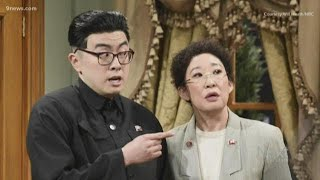 SNL's first Chinese-American cast member was voted 'Most Likely to be a Cast Member on SNL