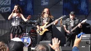 Lady Kate - Mezame, Masters of Rock 2018