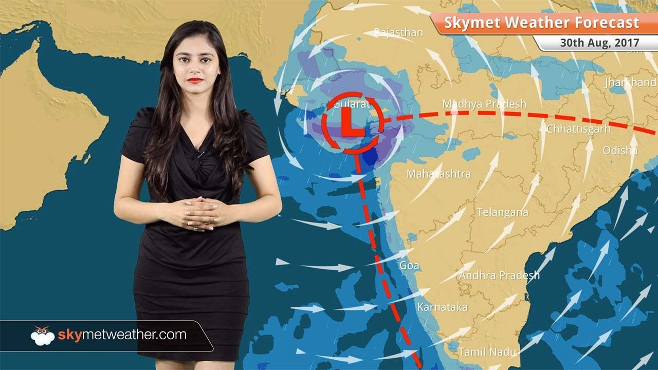 Weather Forecast for Aug 30: Heavy rain in Mumbai, Surat, Rajkot, Valsad