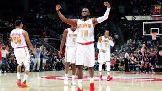 Atlanta Hawks 2017 Playoffs Highlights | Atlanta Hawks Highlights