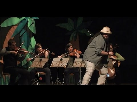 Effie l'elefanta - Mots de fusta