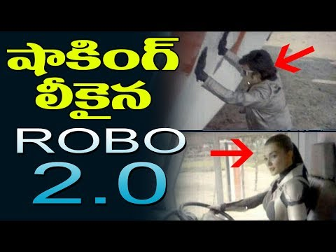Robo 2.0 Movie Leaked Online | Rajinikanth | Amy Jackson | Shankar | Akshay Kumar | Top Telugu TV