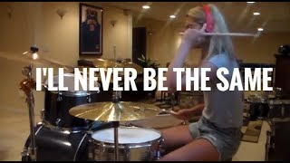 I'll Never Be the Same by Camila Cabello (Live) Drum Cover