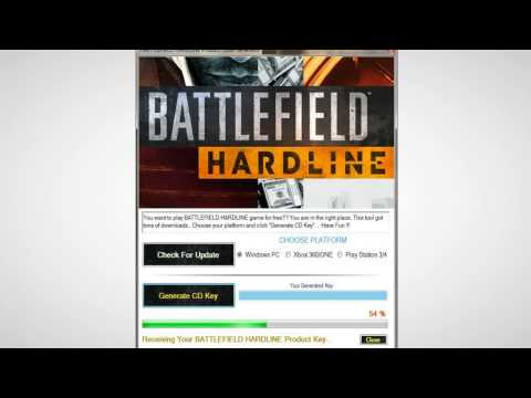 Battlefield Hardline CD Keys Cr@ck Trainer - ALL IN ONE [HD]
