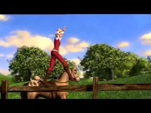 (HD) Ich Geh Meinen Weg Allein - Barbie Und Die 3 Musketiere