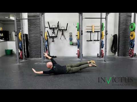 Core Workout #12 | CrossFit Invictus Gymnastics