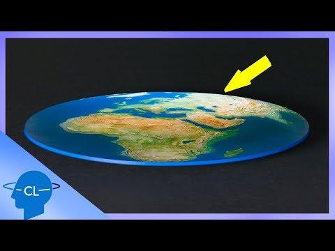 Pământul este PLAT? 🤔Hmmmm