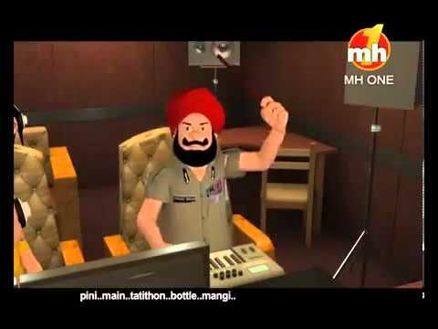 Happy Singh MH1