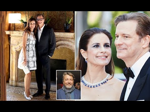 Italian man accused of stalking Colin Firth's wife denies claims