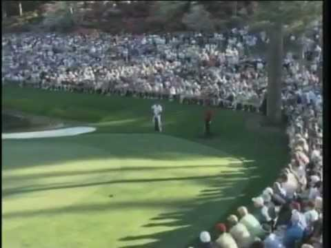 Tiger Woods - Incredible Shot ! 2005