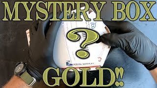 Gold Prospecting At Home #21 - Mystery Box Pay Dirt!?