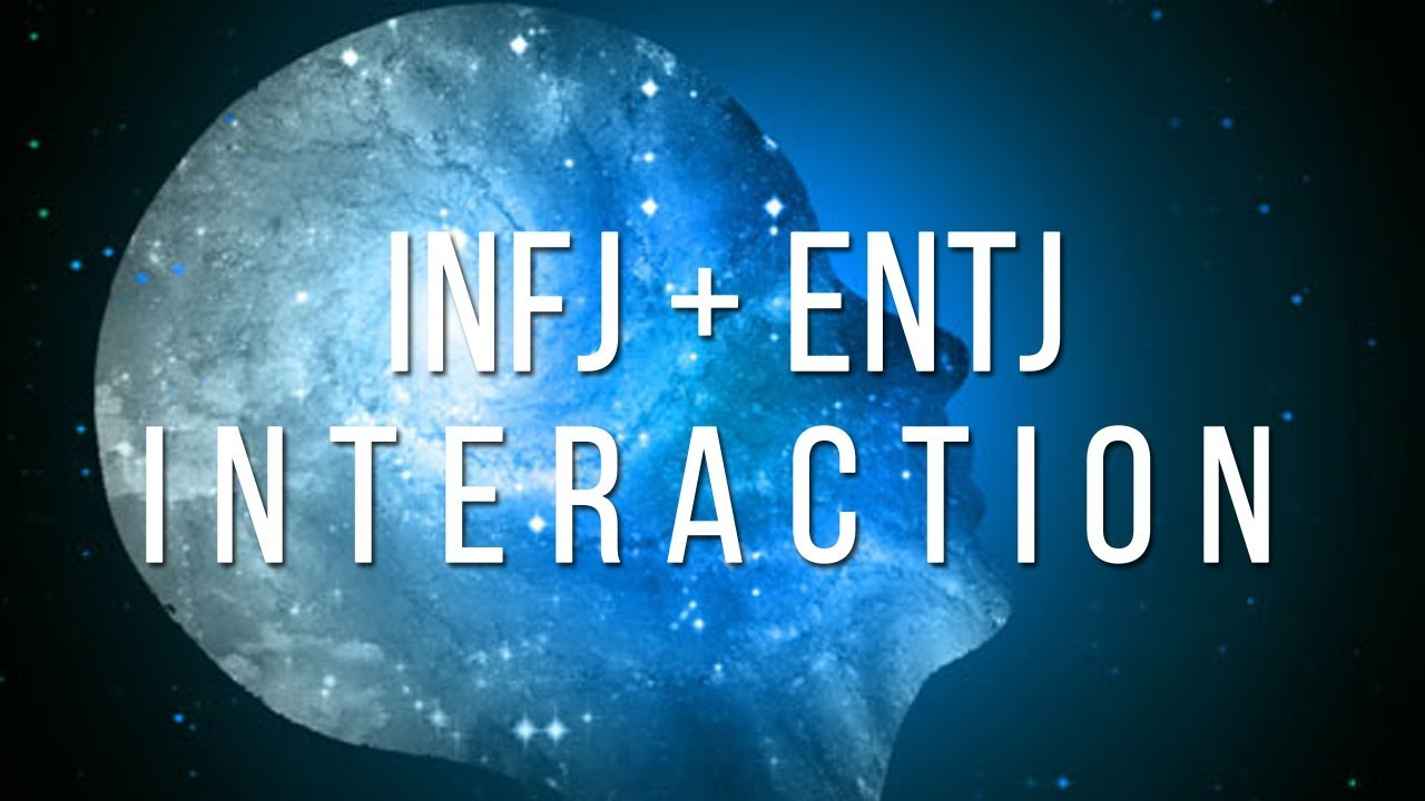 Infj en ENTJ dating