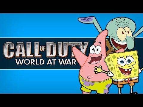 Bikini Bottom! - Call Of Duty: World At War Zombies! (Custom Maps ...