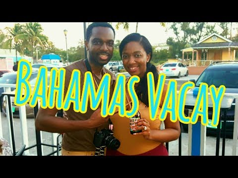 Nassau Bahamas Vlog |  Bahamian Wedding!| Travel Vlog IV