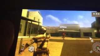Gun Showdown PS VITA Multiplayer Gameplay