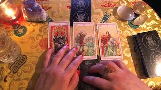 John F. Kelly | Tarot Reading