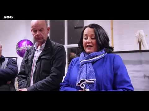 Beauty on our Doorstep Studio Opening - Paula Bradley DUP MLA North Belfast (HD)