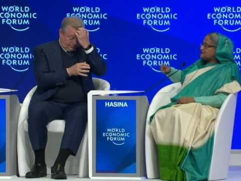 Debate on Ramapal Between PM Hasina and VP AL Gore