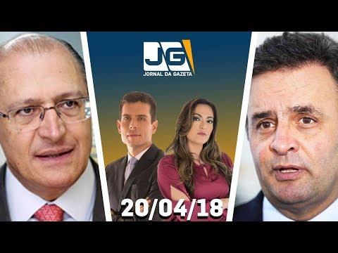 Jornal da Gazeta - 20/04/2018