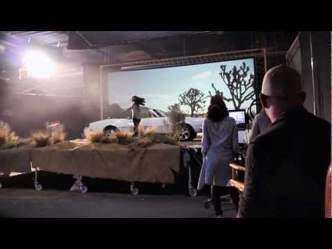 Behind The Scenes Kmart Dream Out Loud Fall Collection Commercial Shoot