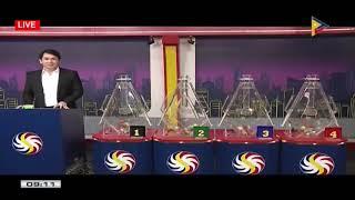 PCSO Lotto Draw, December 11, 2017