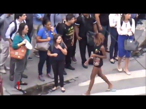 27 Robbery in ONE day in Brazil