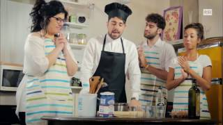 """Tess Masazza con """"INSOPPORTABILMENTE DONNA: Le donne in cucina"""" a #CELAPOSSOFARE"""