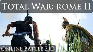 Total War Rome 2 Online Battle Video 312