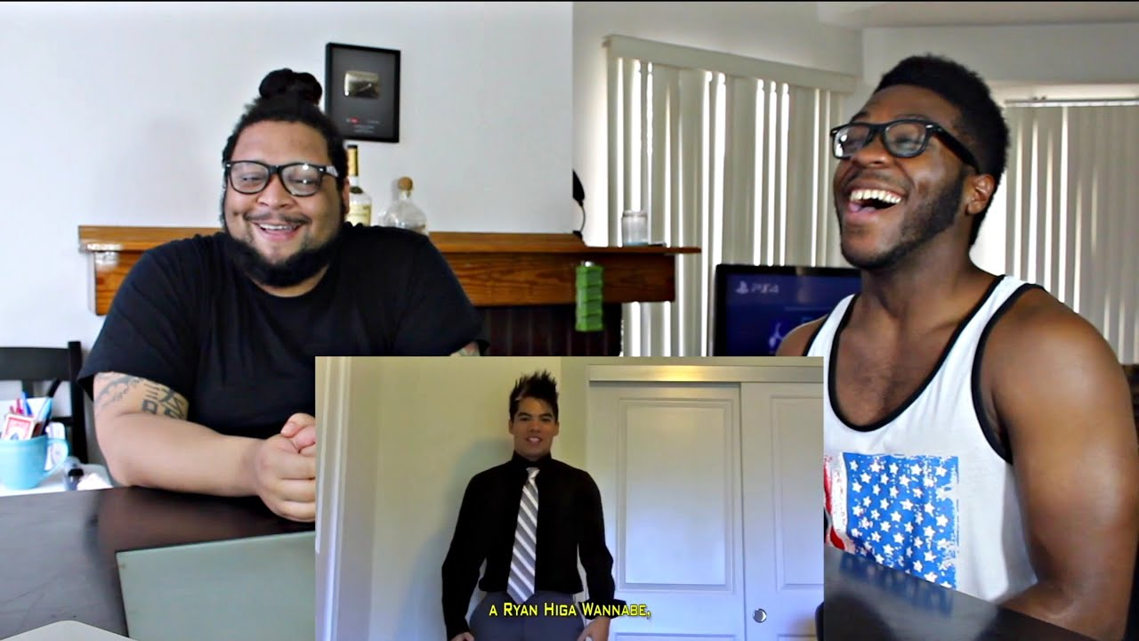 ROAST YOURSELF CHALLENGE! (D- Trix Diss Track) REACTION