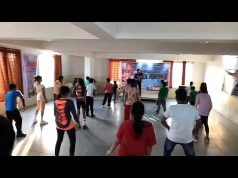 Workshop With Rahul Khanna In Sapphire Global School - Vadodara - DAY 2