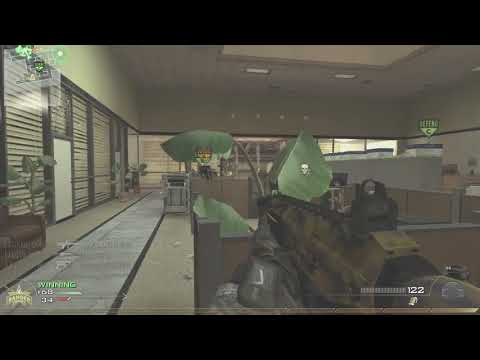 MW2 Highrise Nuke - Good Lobby