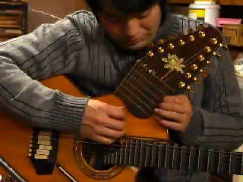 リンダ・マンザーのピカソギター...