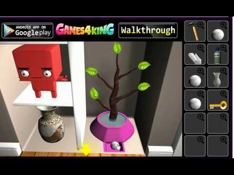 G4K Living Room Escape Game Walkthrough
