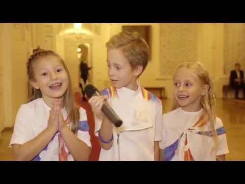 """Репортаж """"Первого Детского Эстрадного Центра"""""""