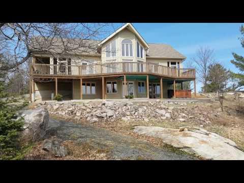 Georgian Bay Cottage For Sale Deep Bay Alves Bay $1,465,000