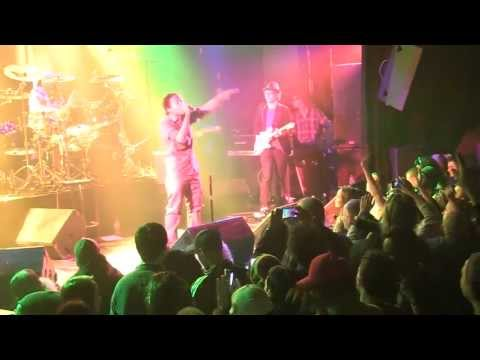 Damas & The Roots Harmonics Live at the annual Bob Marley birthday celebration