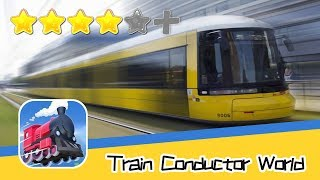 Train Conductor World - The Voxel Agents - Day 8 Walkthrough Berlin Recommend index four stars