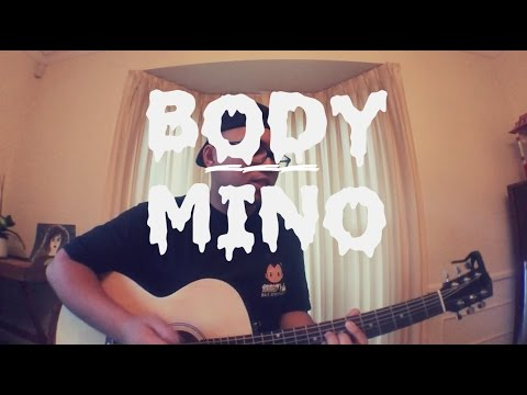 MINO - BODY 몸 (ACOUSTIC ENGLISH COVER)